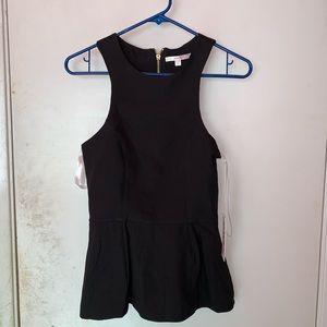 NWT Naven Black Blouse Size 0
